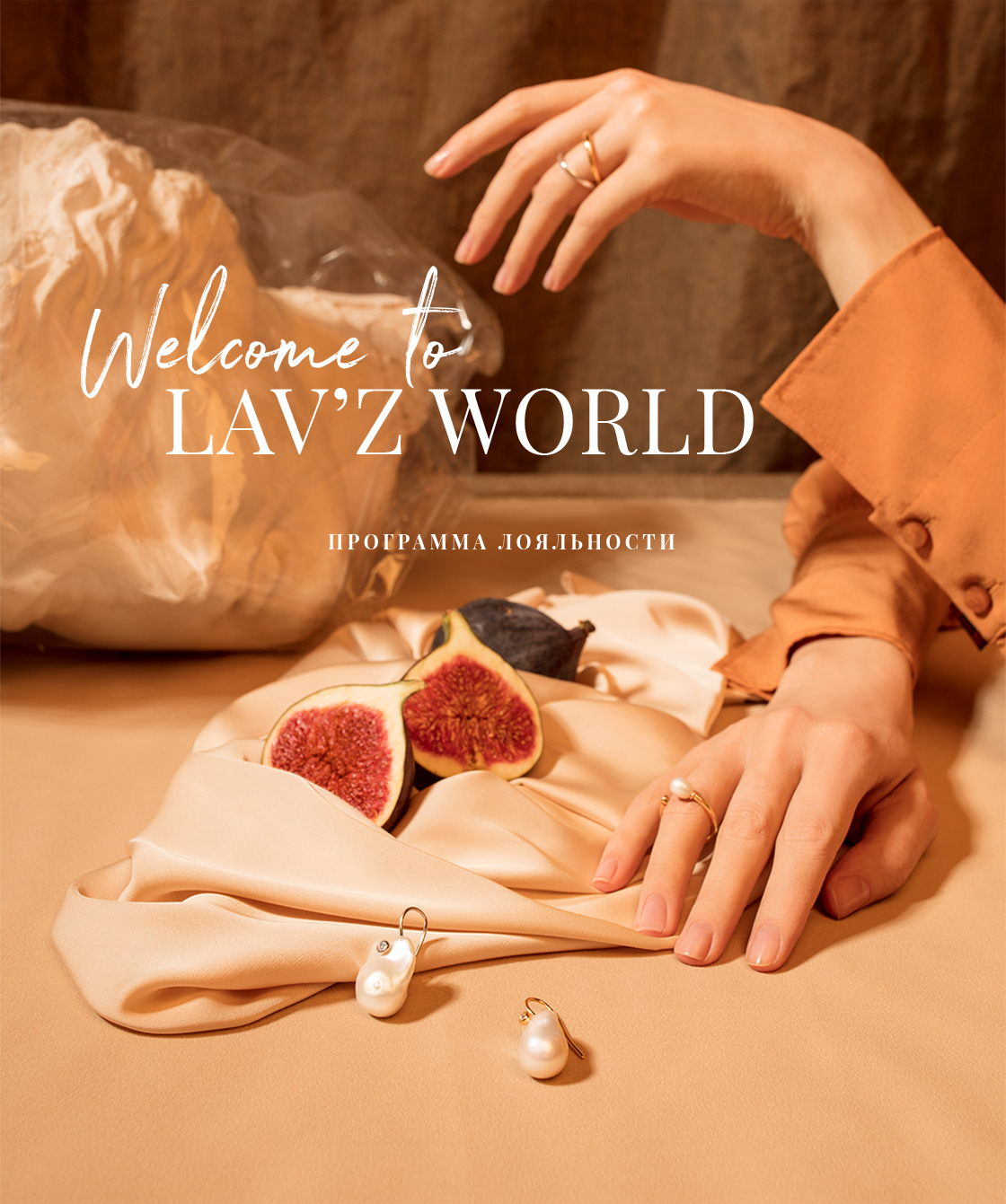 Welcome to LAV'Z WORLD
